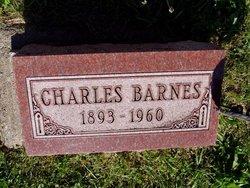 Charles W Barnes