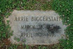 Arrie Swain Biggerstaff