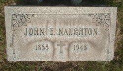 John Edward Naughton