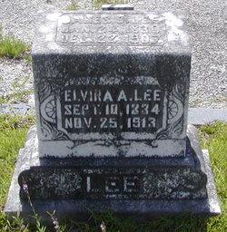 Elvira Amanda <i>Edwards</i> Lee