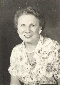 Elsie Kaziah <i>Coombs</i> Bowring