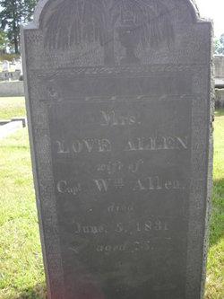 Love <i>Coffin</i> Allen