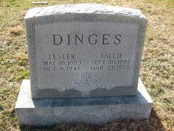 Charles Lester Dinges