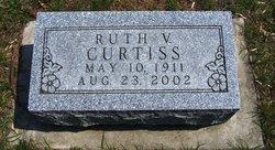 Ruth V Curtiss