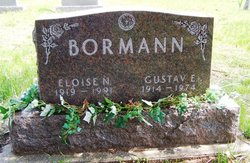 Gustave E Bormann