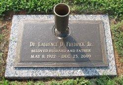 Dr Laurence Davis Frederick, Jr