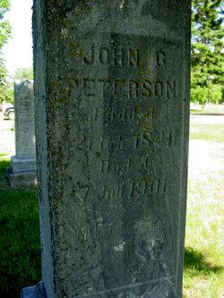John Gustav Peterson