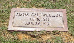 Amos Jr. Caldwell