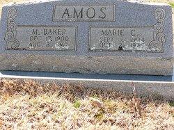 Marie C Amos