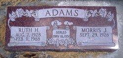 Ruth <i>Hope</i> Adams