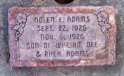 Nolen E. Adams