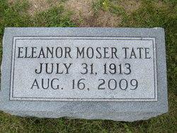 Eleanor Katheryn <i>Moser</i> Tate