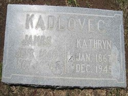 James Kadlovec