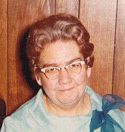 Mrs Daisy Evangeline <i>Whiting</i> Fletcher