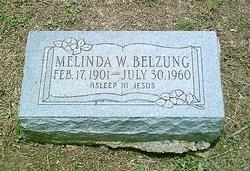 Melinda W. <i>Keller</i> Belzung