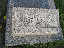 Kenneth O Hanks