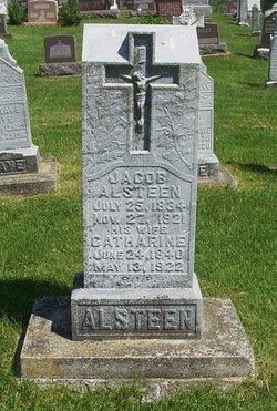 Catherine <i>VanEych</i> Alsteen