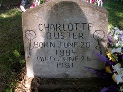 Charlotte <i>Wildcat</i> Buster