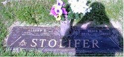 Mrs Elsie Norene <i>Clutter</i> Stolifer