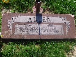 Verna Dean <i>Ferril</i> Allen