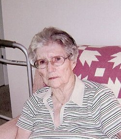 Inez Catherine Girly <i>Lamplaugh</i> Bithell