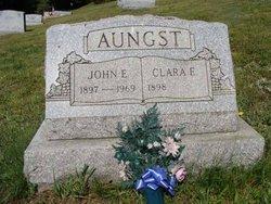 Clara E <i>Gibson</i> Aungst