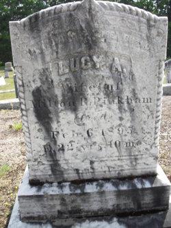 Lucy A. <i>Tripp</i> Pinkham