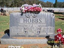 Katherine <i>Harden</i> Hobbs