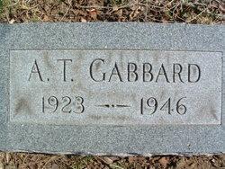 Albert Thomas Gabbard