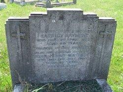 Harriet Rayment