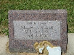 Melba J. Alder