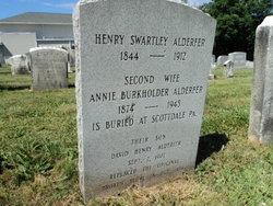 Henry Swartley Alderfer