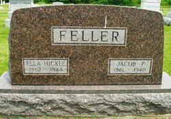 Ella <i>Hickle</i> Feller