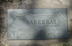Modesta Barreras