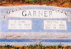 Bertha A. <i>Philpot</i> Garner