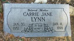 Carrie Jane Lynn