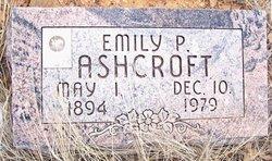 Emily Perintha Emma <i>Adair</i> Ashcroft
