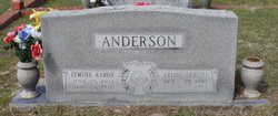 Arline <i>Spruill</i> Anderson
