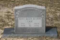 Eloise Allen <i>DeLeon</i> Case