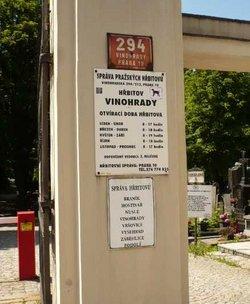 Vinohradsky Cemetery