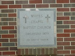 Whites Chapel Baptist Church Cemetery
