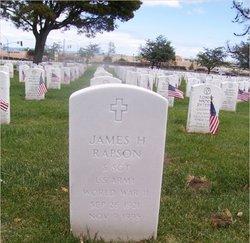 Sgt James Howard Rapson