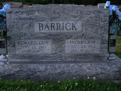 Ingle Joy <i>Beard</i> Barrick