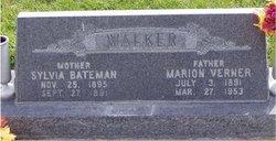 Sylvia <i>Bateman</i> Walker