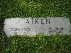 Elizabeth June <i>Rogers</i> Aiken