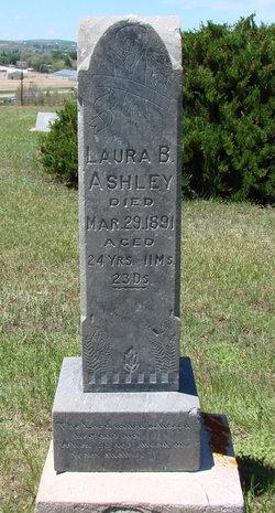 Laura B <i>Crowell</i> Ashley
