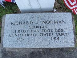 Pvt Richard J. Dick Norman