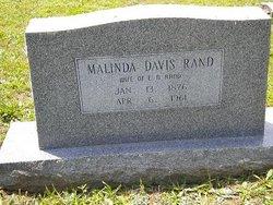 Malinda <i>Davis</i> Rand