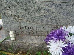 Harold R. Adams