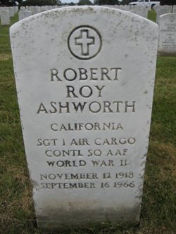Robert Roy Ashworth